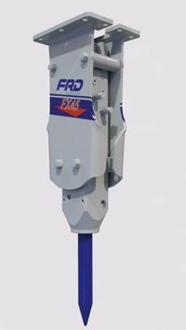 Hydraulikhammer FURUKAWA Fx15 FT